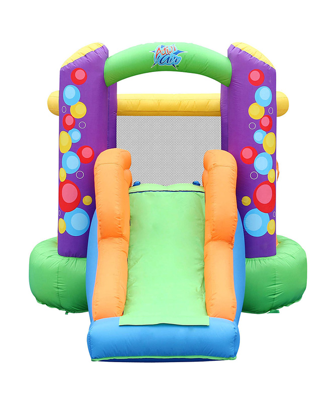 Imagen para Castillo Inflable Game Power Mediano                                                                                             de La Curacao