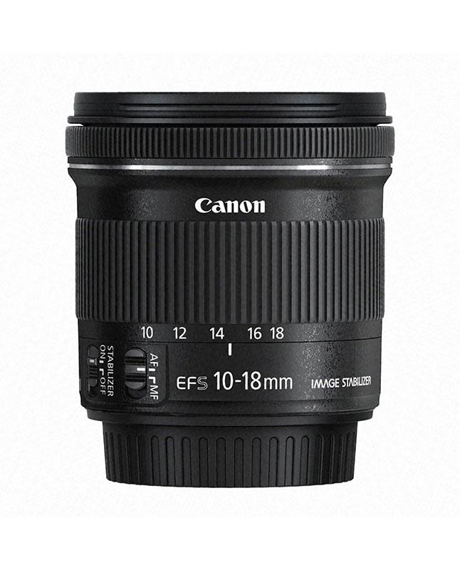 ec69f3639e256 Imagen para Lente Canon EF-S 10-18MM F4.5-5.6 IS