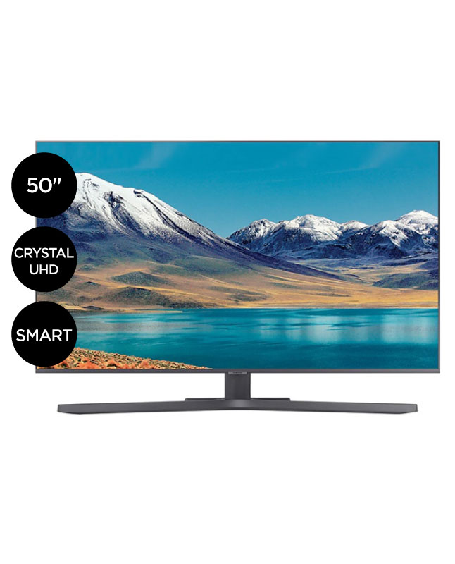 "Imagen para TV Samsung 50"" crystal ultra hd smart tv UN50TU8500GXPE                                                                          de La Curacao"