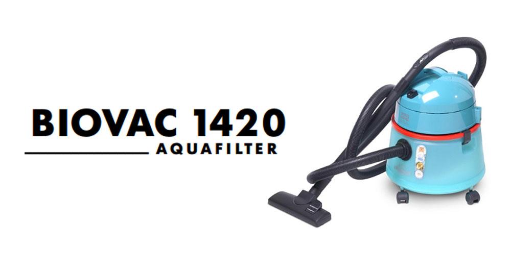 Wessper 15x Bolsas para aspiradora Thomas Biovac 1420 Aquafilter